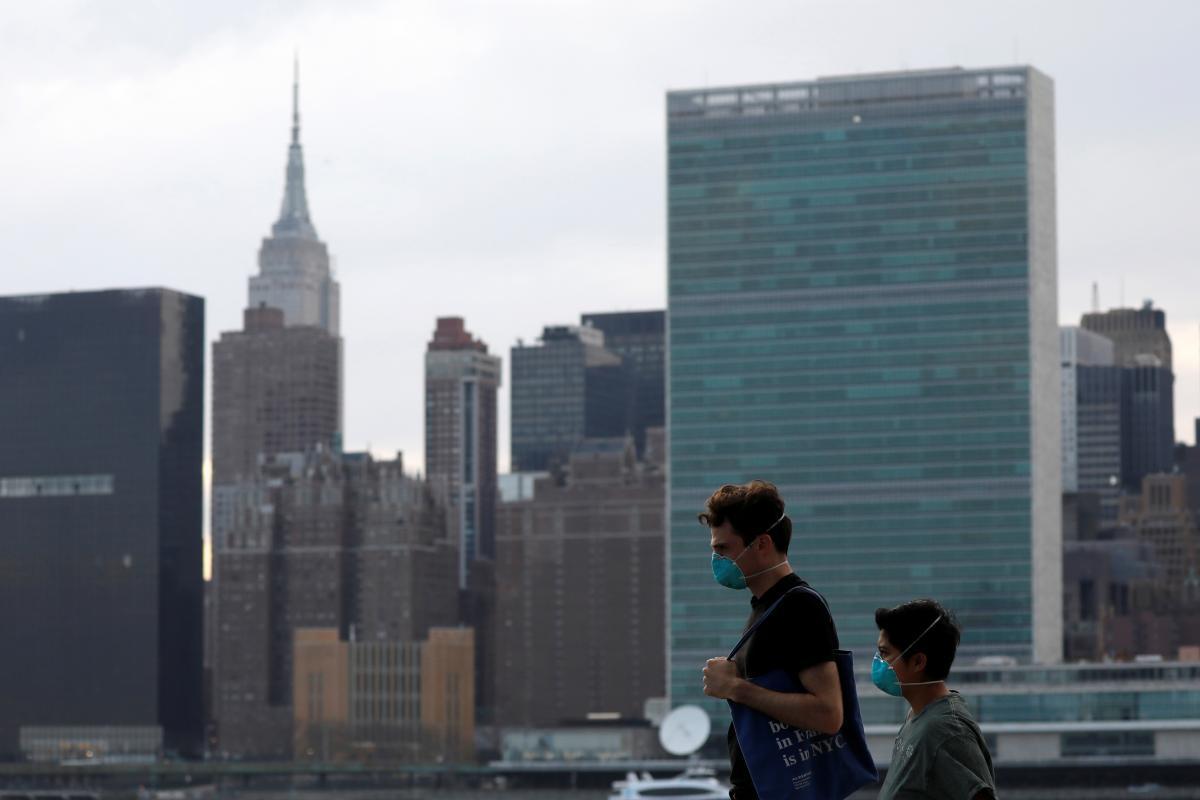 У Нью-Йорку вже діють паспорти вакцинації \ REUTERS
