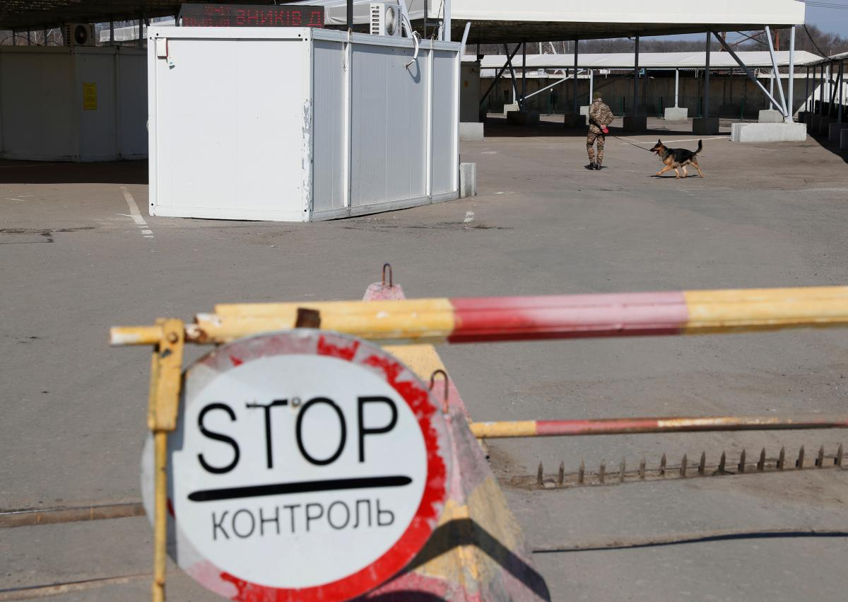 Социологи рассказали о мнении украинцев по СЭЗ на Донбассе / фото REUTERS
