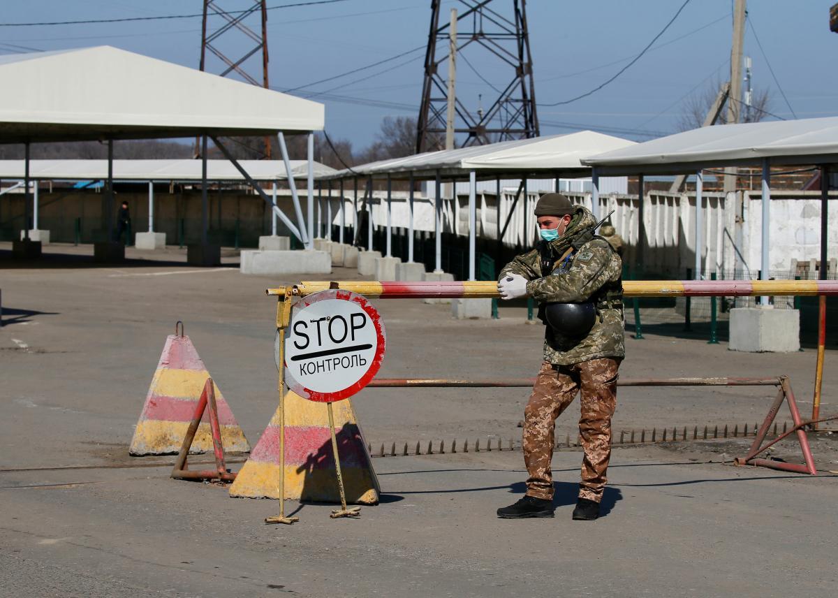 Украина предложила активизировать мирный процесс на Донбассе / фото REUTERS
