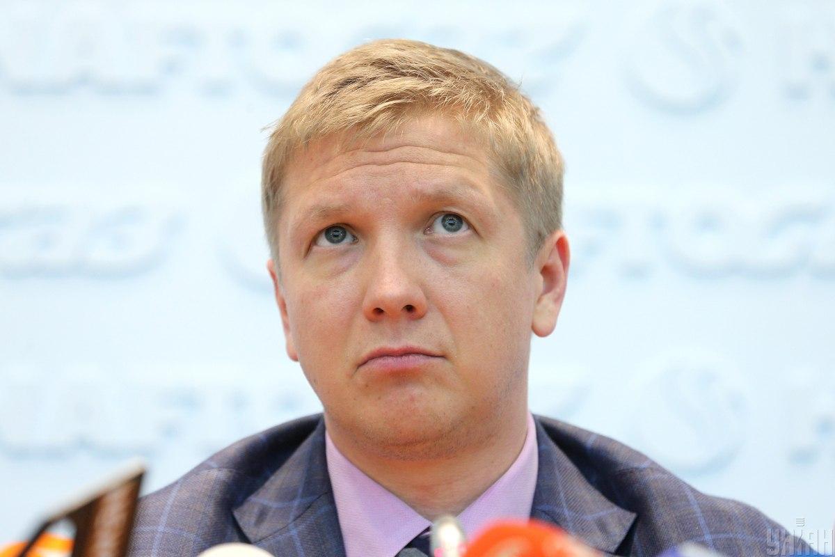 Андрею Коболєву более чем вдвое уменьшили зарплату / фото УНИАН