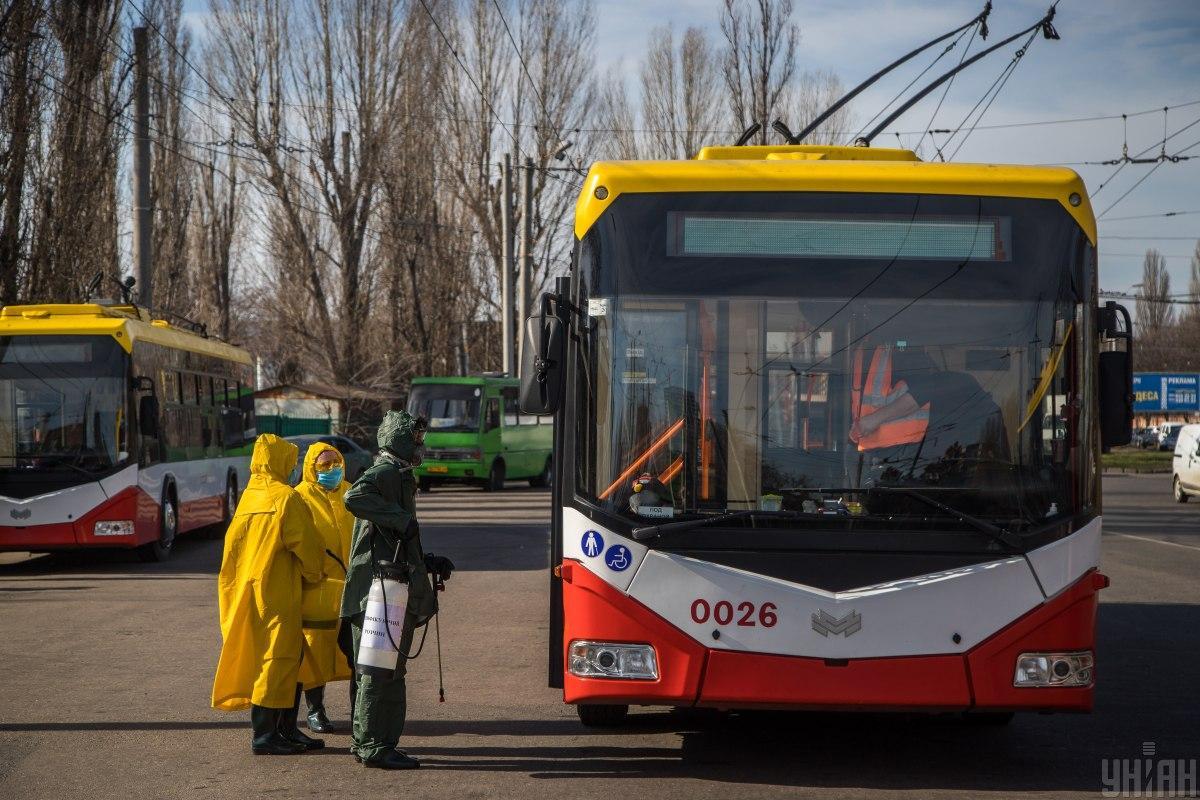 В Одессе отменят бесплатный проезд для льготников / фото УНИАН