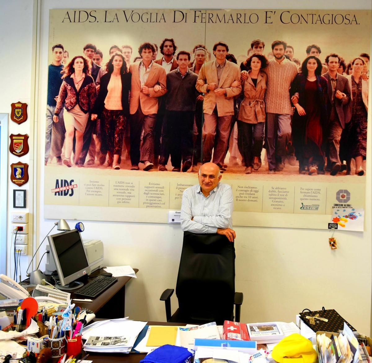 Итальянский инфекционист Джузеппе Ипполито поделился опытом в борьбе с коронавирусом