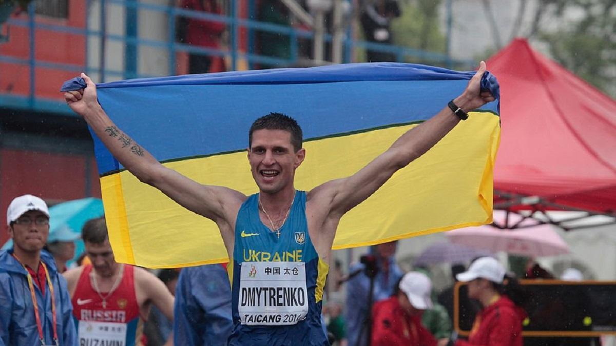 Дмитренко является победителем Кубка мира-2014 / фото: НОК Украины
