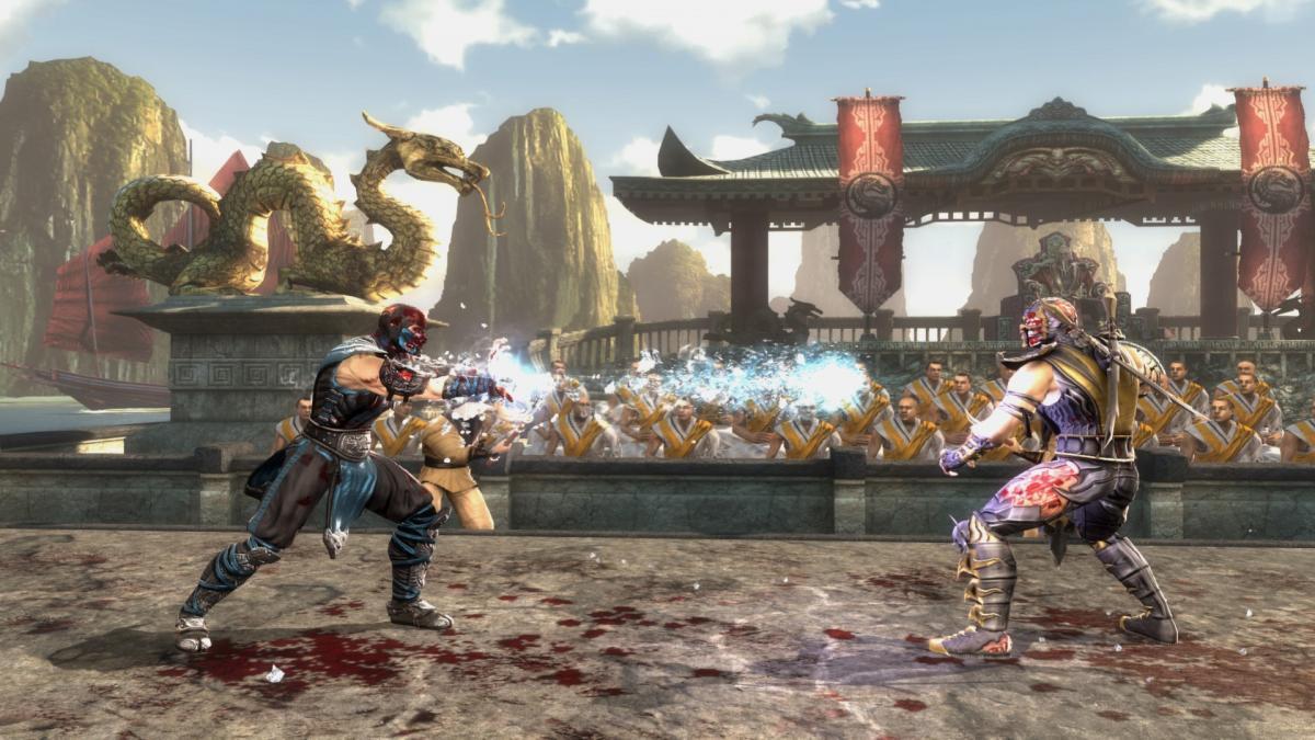Кадр из Mortal Kombat Komplete Edition / store.steampowered.com