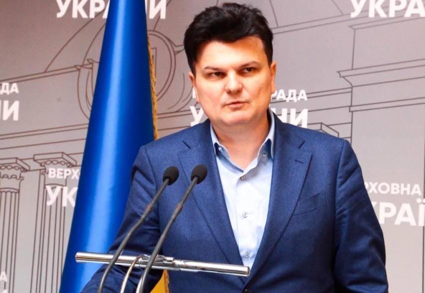 Об инфицировании Руслана Горбенко стало известно 23 марта / Фото: facebook.com/ruslan.gorbenko.7