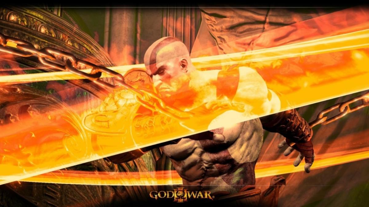 По God of War выйдет новая серия комиксов / playstation.com