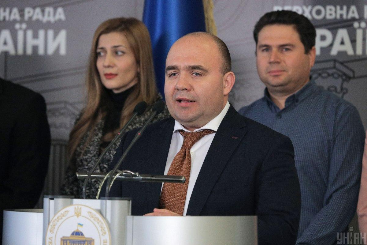 Останній раз Лукашев відвідував засідання свого комітету 10 березня / УНІАН