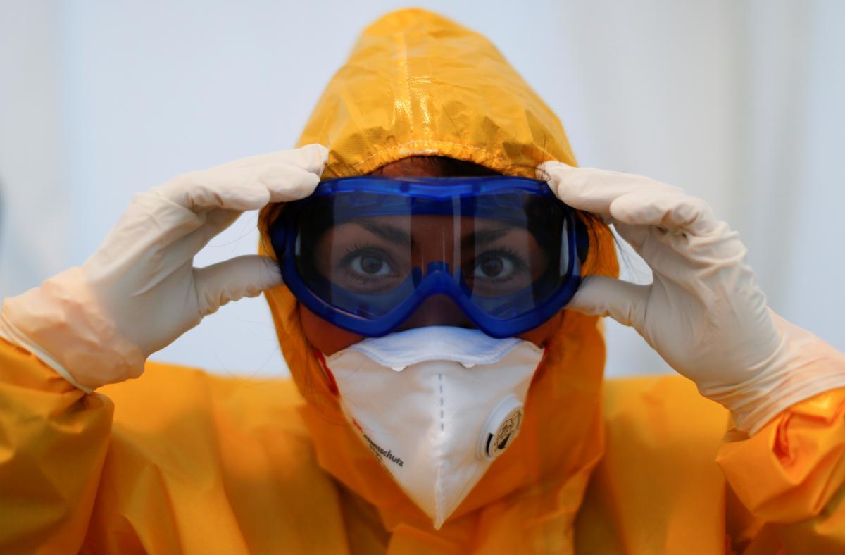 У Москві - епідемія коронавіруса / REUTERS