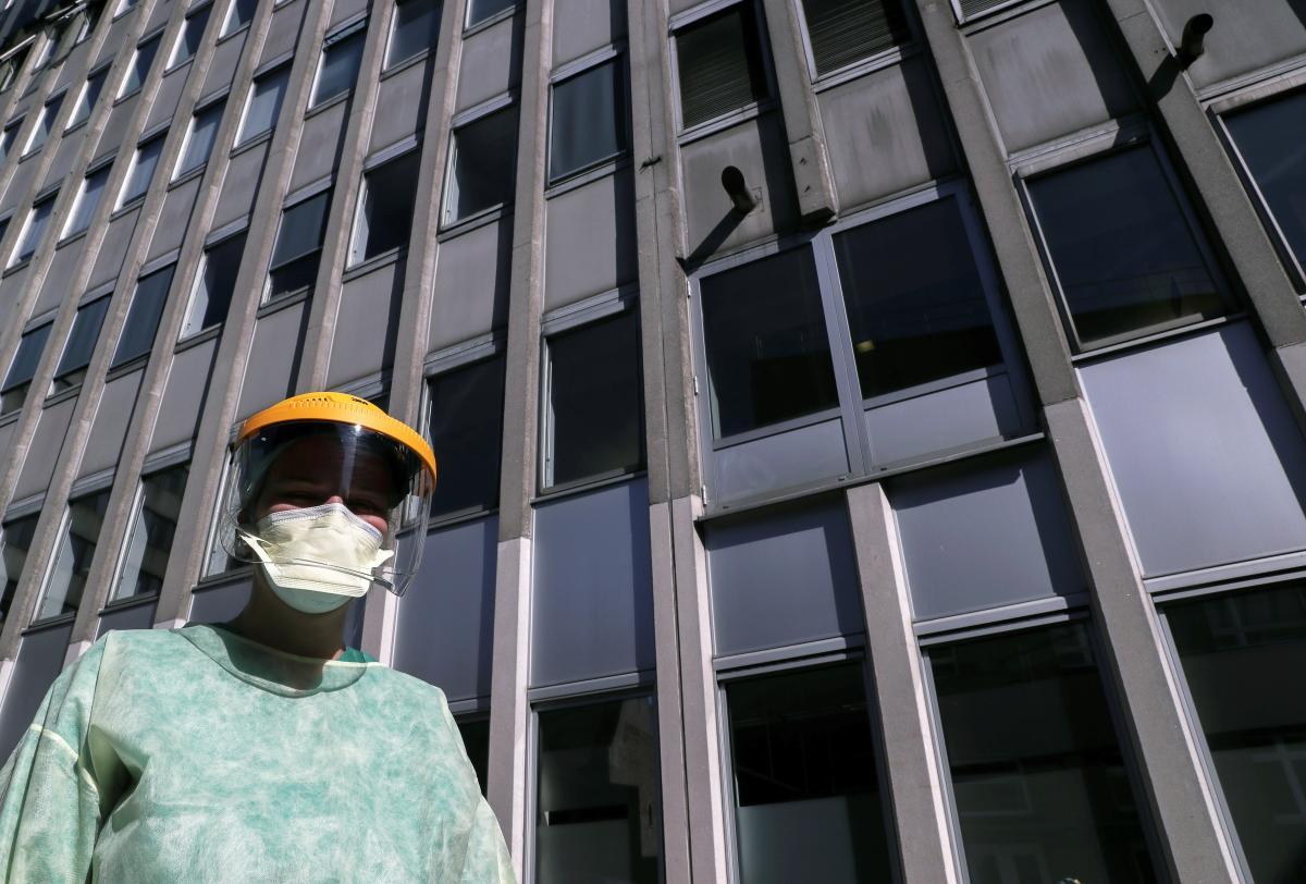 Причина відключення кисню не наводиться \ фото REUTERS