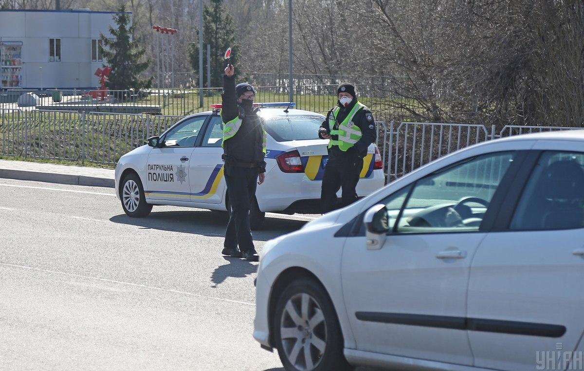 Улицы будут усиленно патрулировать копы, муниципальная дружина и нацгвардейцы / УНИАН