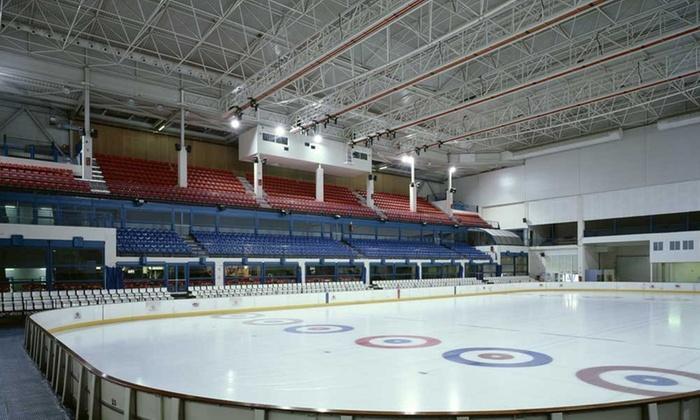 Ледовый дворец вМадриде превратят вморг для умерших откоронавируса
