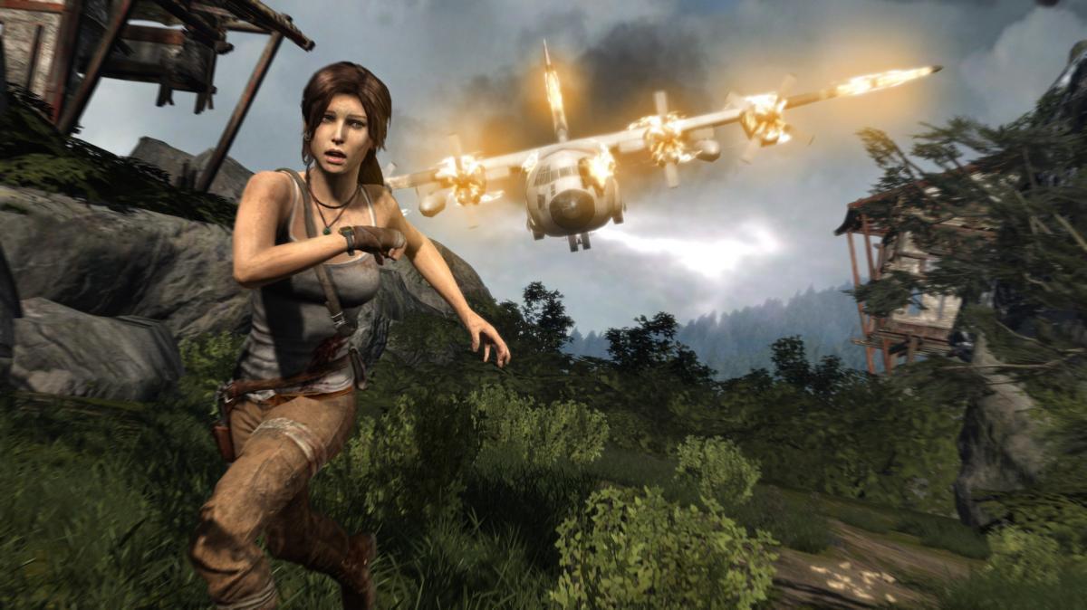 Tomb Raider установила новый рекорд онлайна в Steam / store.steampowered.com