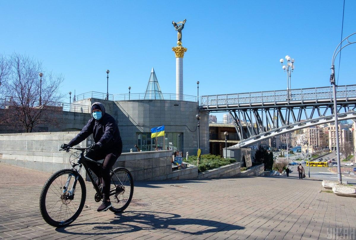 В Киеве стало больше больных COVID-19 / фото УНИАН