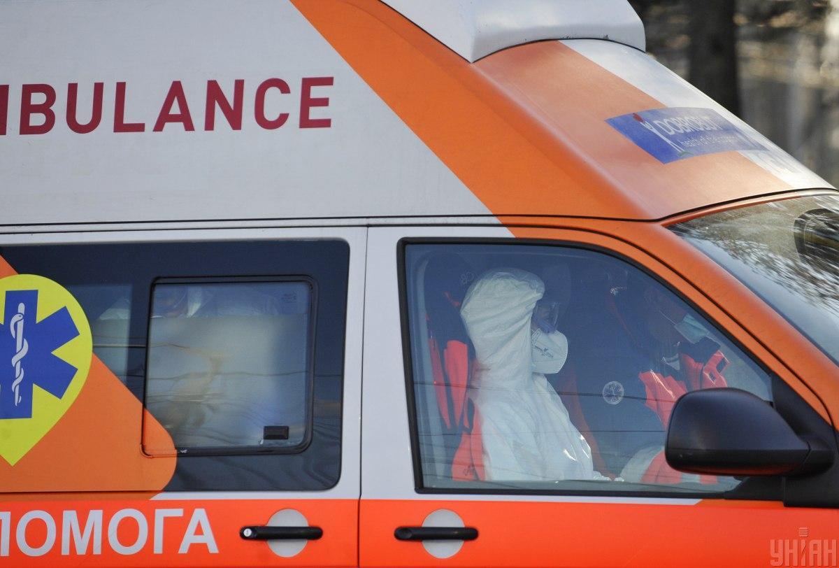 Двое больных COVID-19 обнаружили на Полтавщине / фото УНИАН