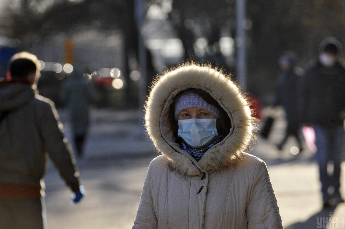 В Киеве за сутки 25 человек заболели на коронавирус / фото УНИАН