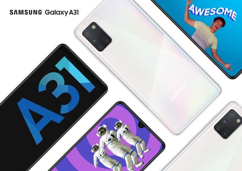 Новинка може похвалитися екраном Super AMOLED з діагоналлю 6,4 дюйма / фото Samsung