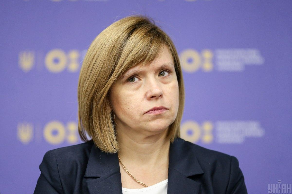 Любомира Мандзий назначенаи.о. министра образования и науки / фото УНИАН