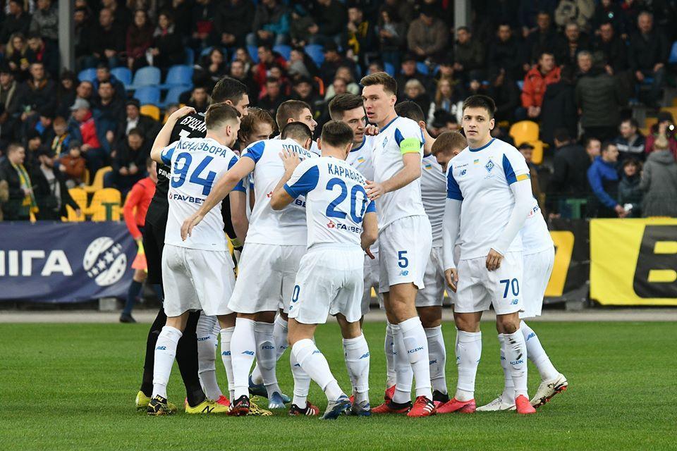 Динамо Киев / фото: ФК Динамо Киев