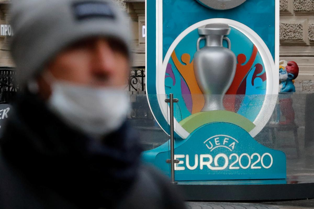 Евро-2020 перенесен / REUTERS
