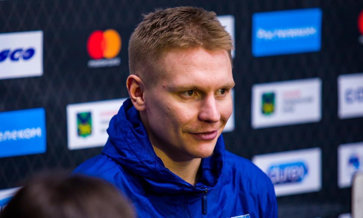Дьяков вернется на лед в феврале следующего года / фото: ХК Адмирал