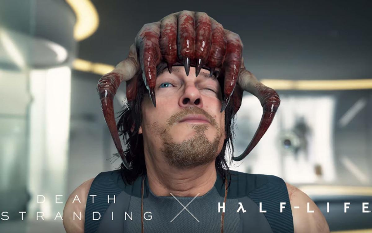 В Half-Life: Alyx нашли отсылку к Death Stranding / 505games.com