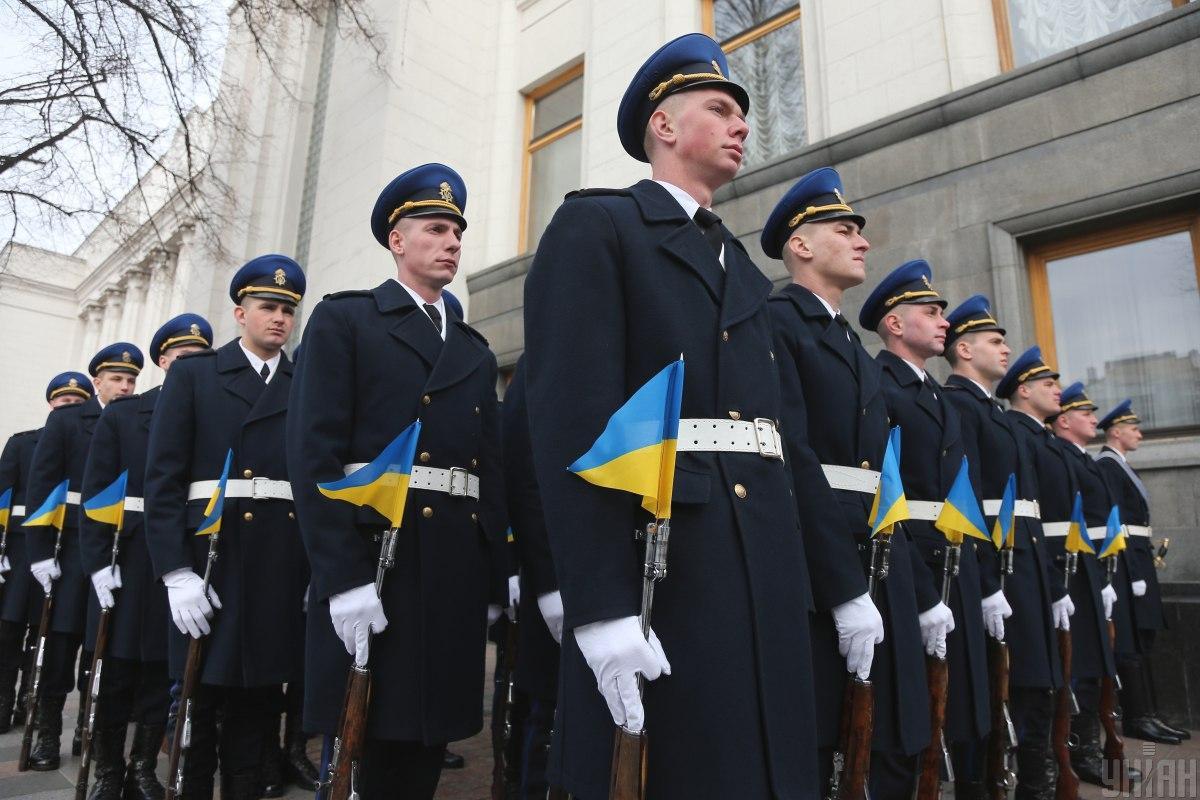 В Україні День Національної гвардії відзначається 26 березня \ УНІАН