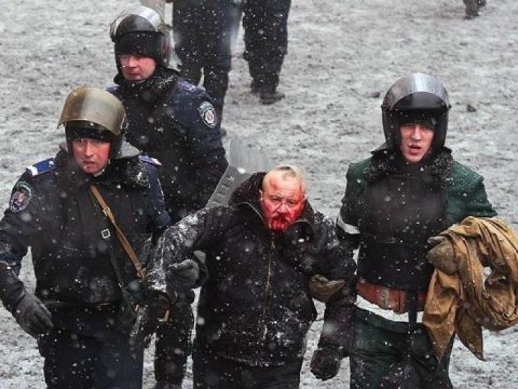 Миколу Пасічника звинувачували у побитті озброєних беркутівців / Фото: vn.depo.ua