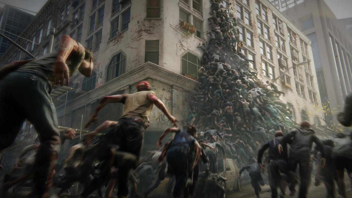 Кадр из игры World War Z / store.playstation.com