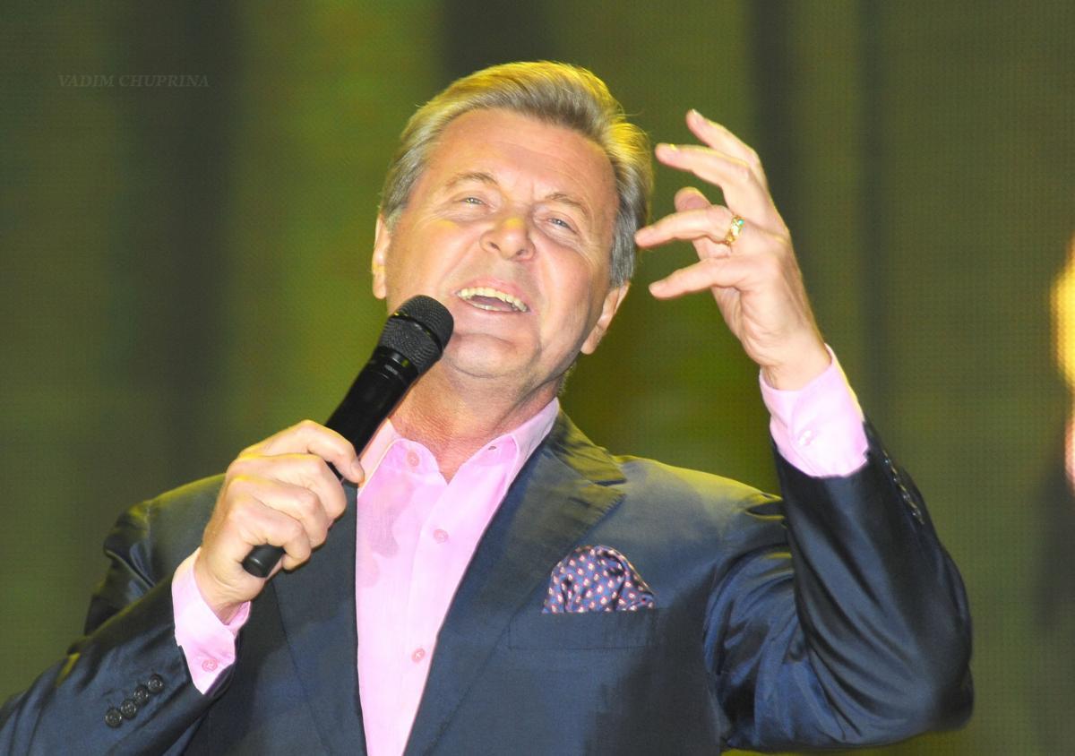 Лев Лещенко госпіталізований з коронавірусом / фото: wikipedia