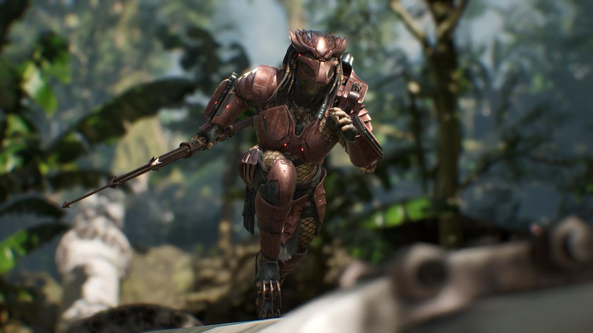 Кадр из игры Predator: Hunting Grounds / store.playstation.com