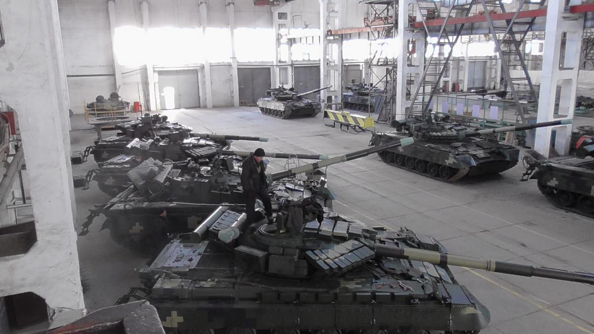 Министерства неудовлетворительно реформируют ОПК / фотоУкроборонпром
