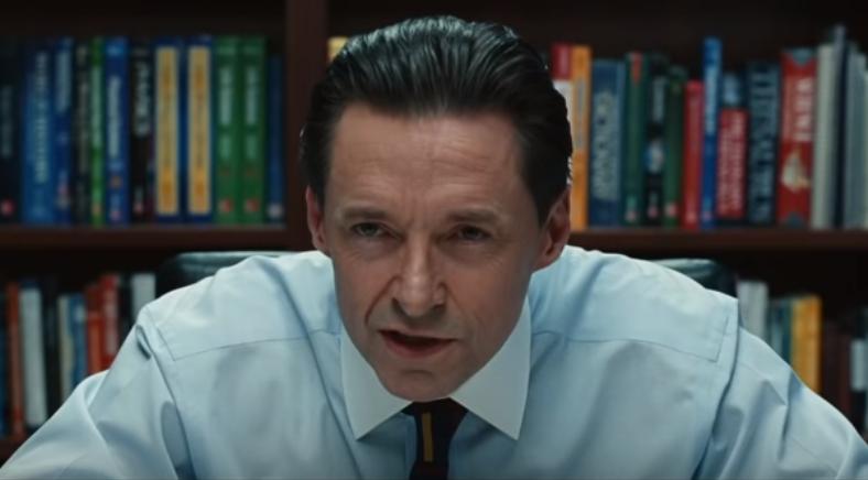 Герой Х'ю Джекмана опиняється у центрі скандалу / скріншот