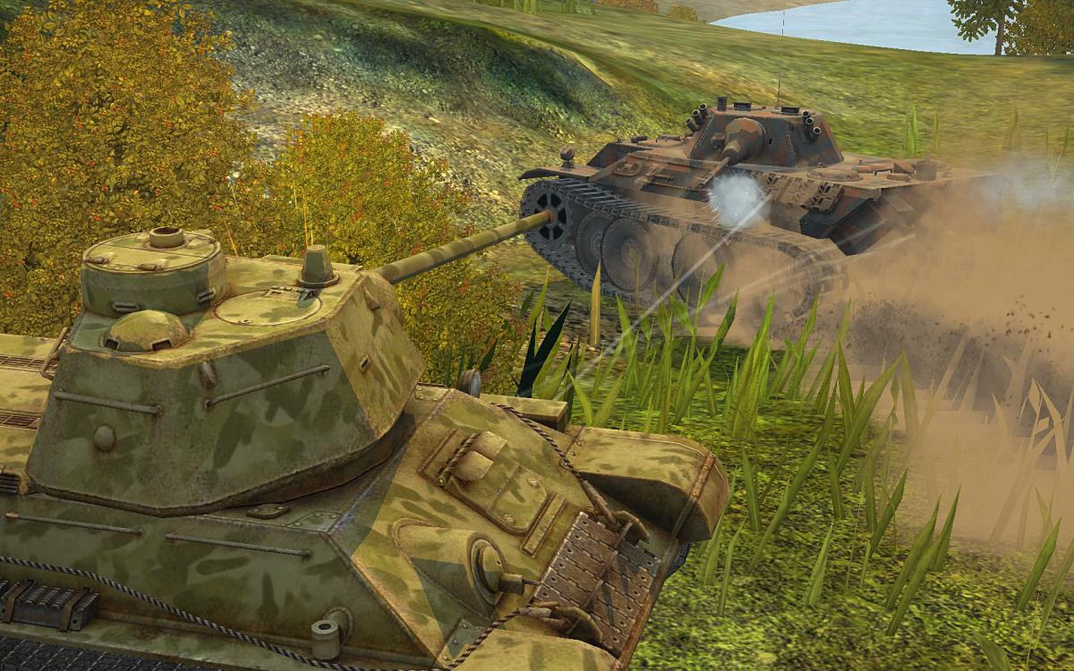 World of Tanks Blitz / store.steampowered.com