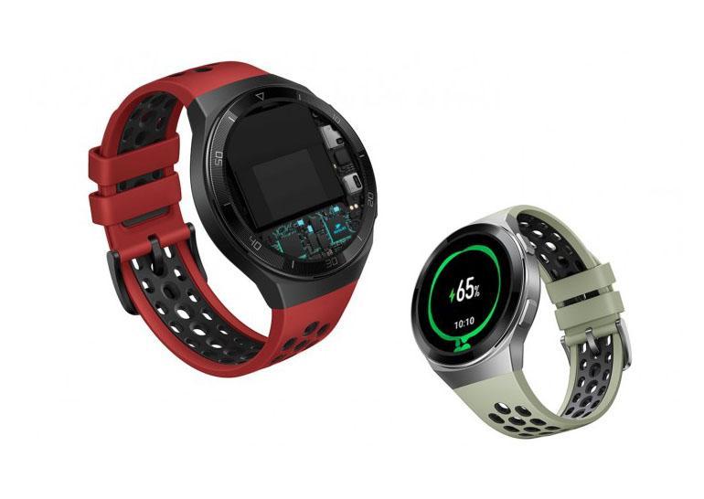 Умные часы Watch GT2e поступят в продажу по цене 200 евро / фото Huawei
