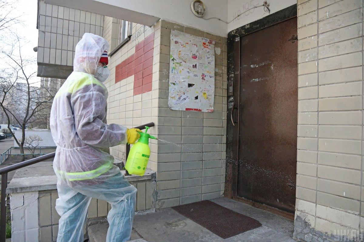 The government is stepping up quarantine measures / Photo from UNIAN