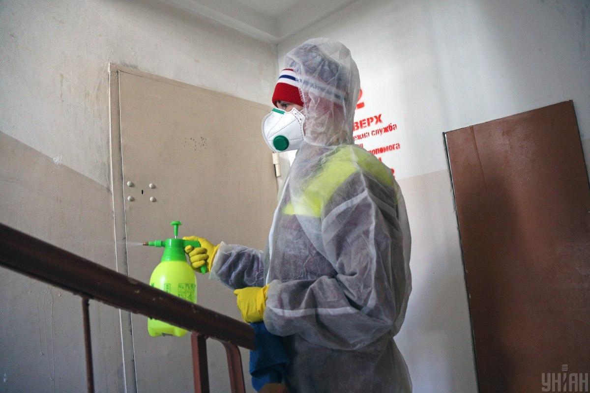 Сегодня обнародуют постановления относительно правил дезинфекции во время пандемии коронавируса / Фото: УНИАН
