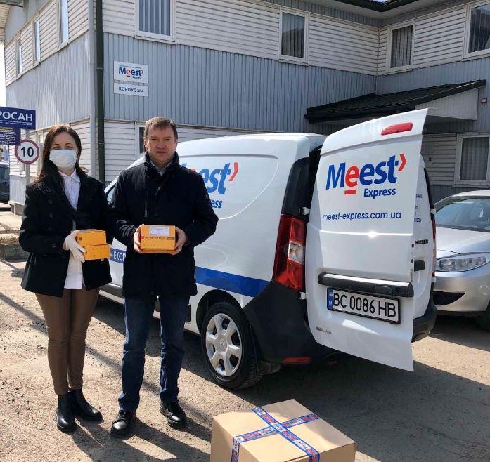 Тесты передали во Львовскую городскую больницу скорой помощи
