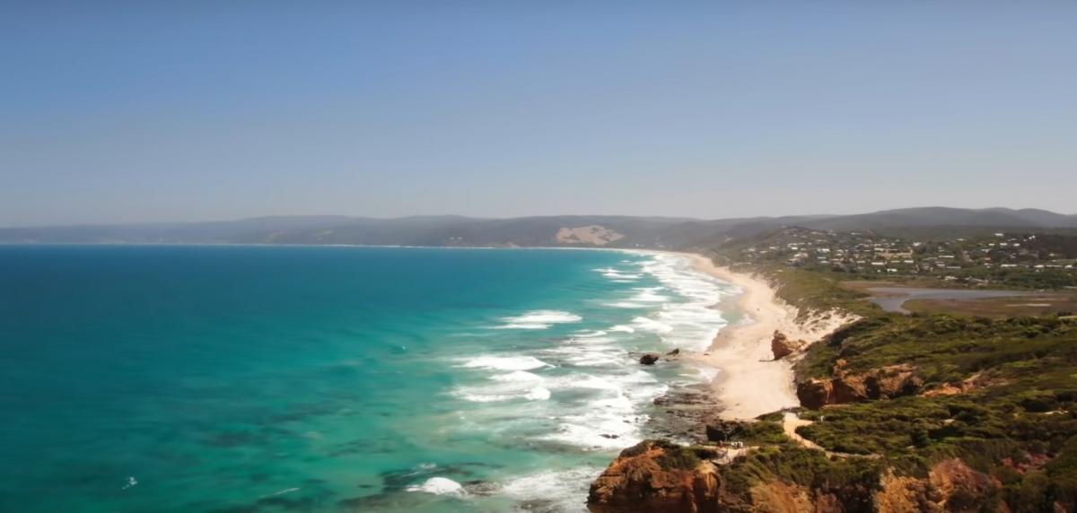 """Удивительные пляжи Австралии / пресс-служба """"1+1"""""""