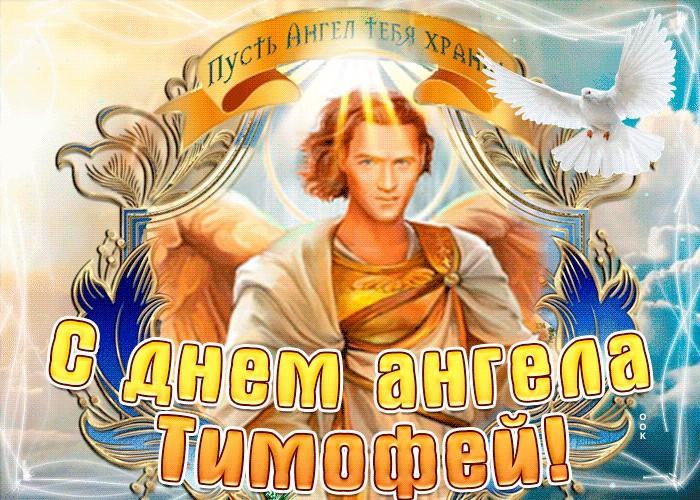 Поздравление с Днем Тимофея