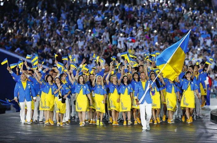 Український спорт може залишитися без фінансової підтримки держави / фото: НОК України