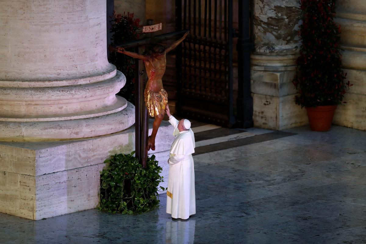 Ватикан ввел обязательную вакцинацию работников / фото REUTERS