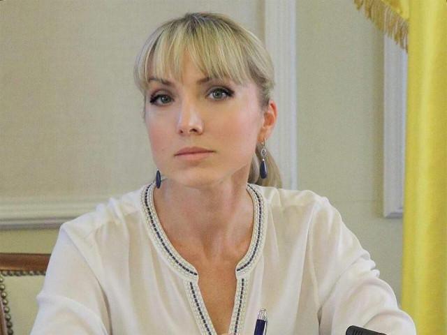 Ольга Буславец/ фото: mpe.kmu.gov.ua