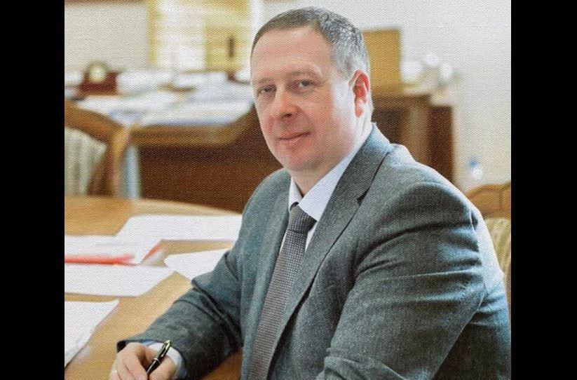 От коронавируса умер чиновник Олег Мищенко / фото - Facebook