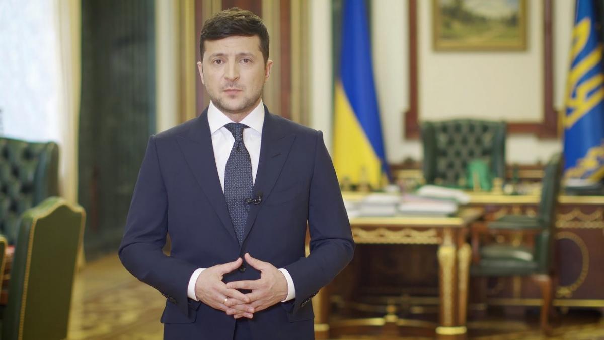 """За словами президента,кожен українець має усвідомити, що """"карантин - це не канікули"""" / фото president.gov.ua"""