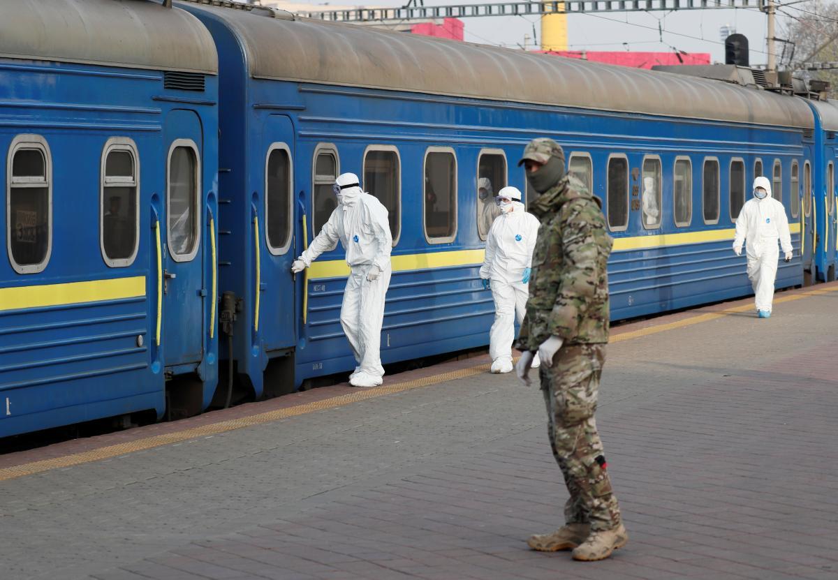 """В """"Укрзализныце"""" назвали самый популярный маршрут в прошлом году / REUTERS"""