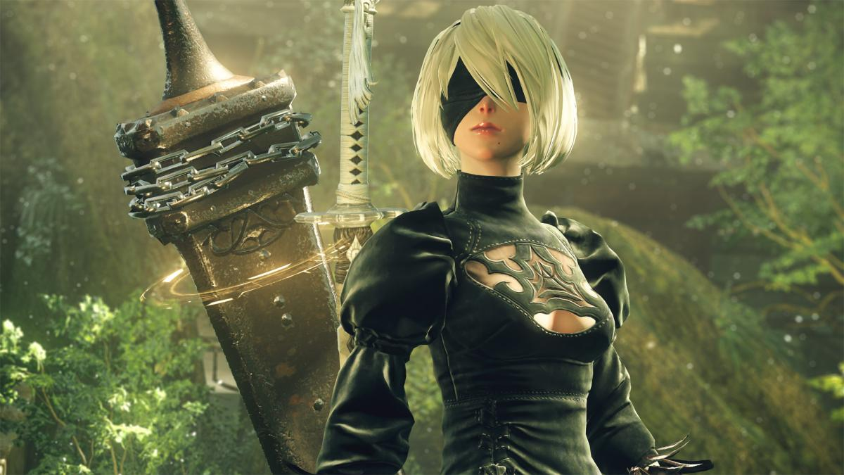 NieR: Automata / store.steampowered.com
