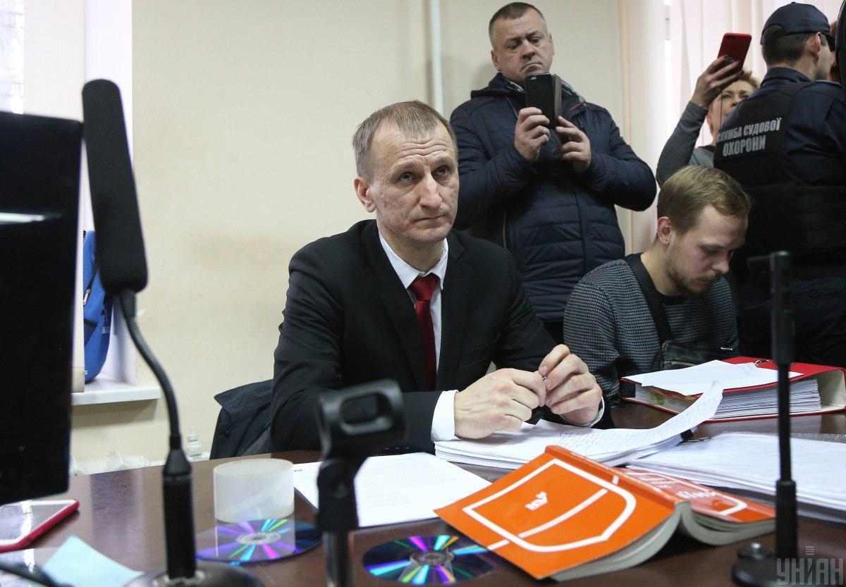 Прокурор у справі про вбивство ШереметаСергій Зузак / фото УНІАН