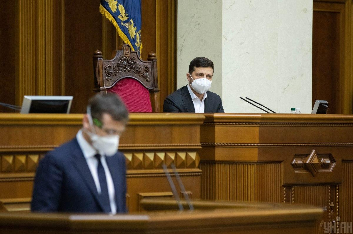 Зеленский наложит вето на закон об игральном бизнесе / фото УНИАН