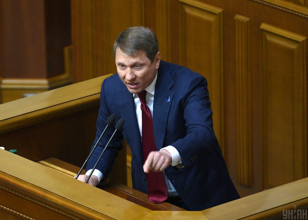 Сергея Шахова выписали из больницы / фото УНИАН