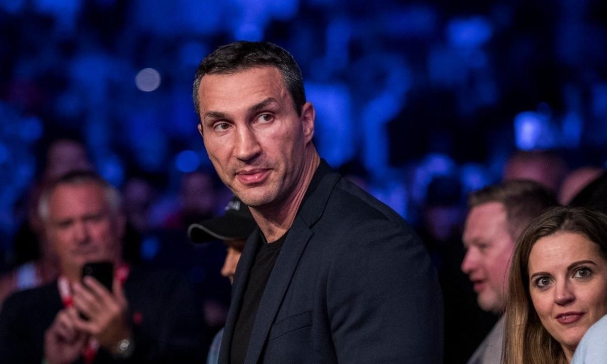 Владимир Кличко находится в США / фото: BoxingScene